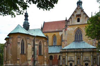 Abbey buildings
