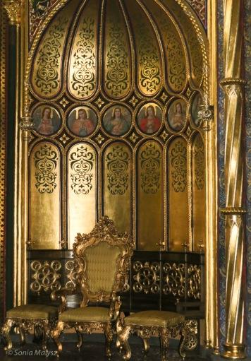 Golden Chapel.